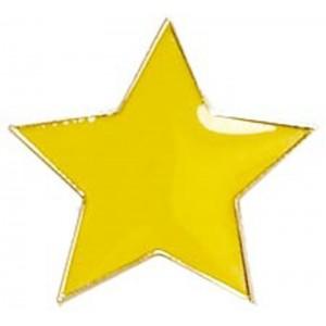 Star Badge - Yellow
