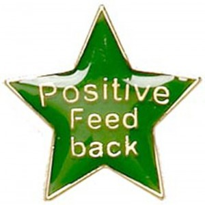 Star Badge Positive...