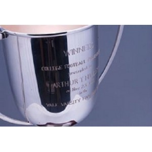 Nickle Cup Engraving