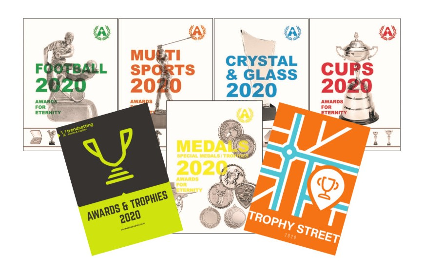 New Catalogues Update 2020!