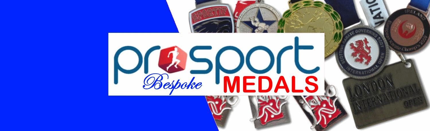 Bespoke Medals & Ribbons